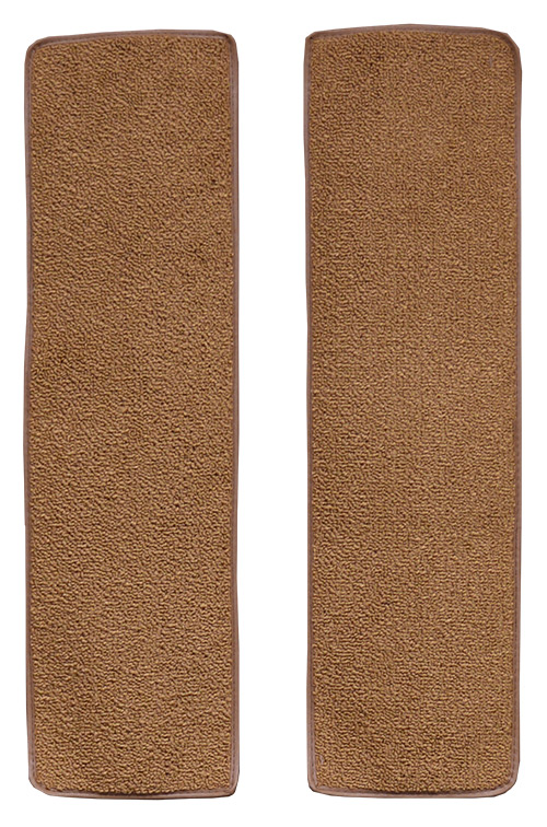 1948-1952 Ford F1 Door Panel Replacement Carpet - Loop | Fits: Inserts without Cardboard
