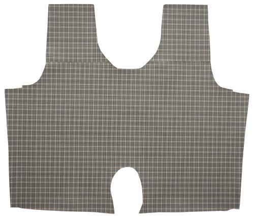 1963-1964 Mercury Marauder Trunk Mat - Fleece