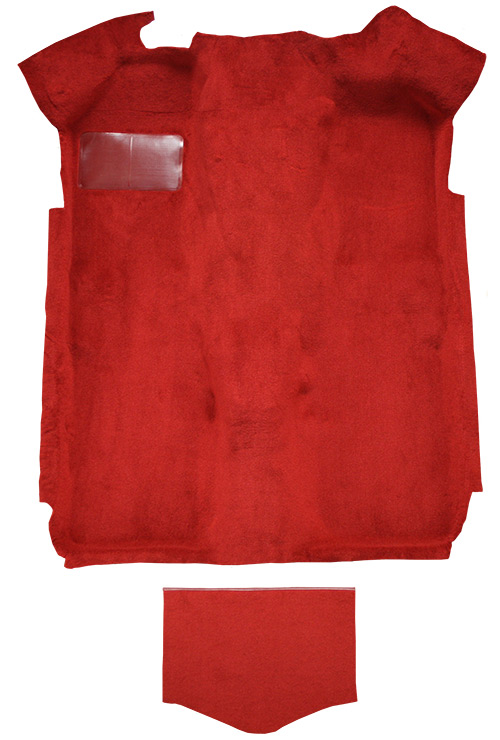 1974-1980 Ford Pinto Carpet Replacement - Cutpile - Complete