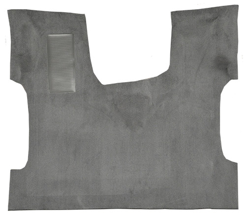 1992-1996 Ford E-250 Econoline Carpet Replacement - Cutpile - Passenger Area | Fits: Fits Gas or Diesel