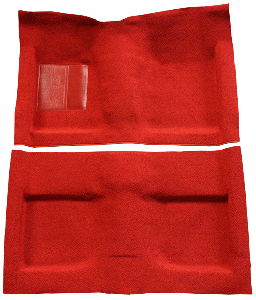 1964 Ford Mustang Carpet Replacement - Nylon - Complete | Fits: Convertible