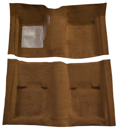 1969-1970 Ford Mustang Carpet Replacement - Nylon - Complete | Fits: Convertible
