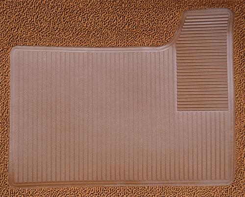 1968-1972 Pontiac GTO Carpet Replacement - Loop - Complete   Fits: 2DR, Auto