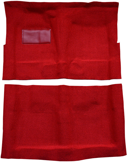 1965-1970 Cadillac DeVille Carpet Replacement - Loop - Complete   Fits: 2DR, Coupe, Convertible