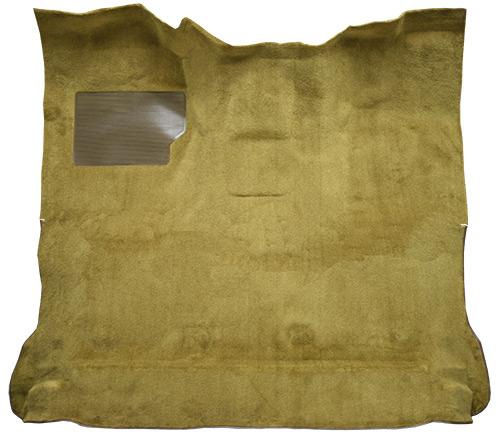 1980-1986 Ford F-350 Carpet Replacement - Cutpile - Complete | Fits: Regular Cab, 4WD, Auto, 4spd