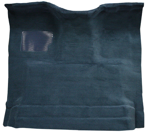 1987-1996 Ford F-350 Carpet Replacement - Cutpile - Complete | Fits: Regular Cab, 2WD, Auto
