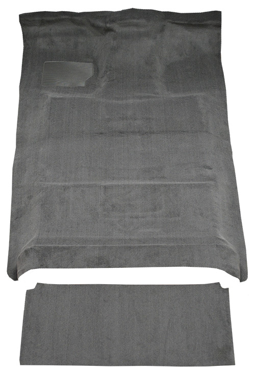 1980-1997 Ford F-350 Carpet Replacement - Cutpile - Complete | Fits: Crew Cab, 2WD, Auto, Gas