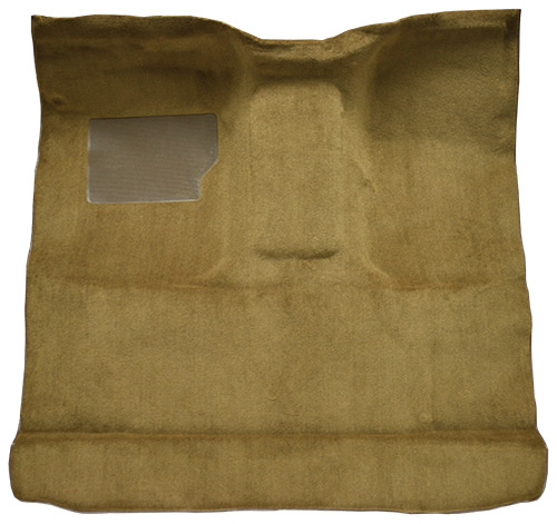 1975-1979 Ford F-350 Carpet Replacement - Cutpile - Complete | Fits: Regular Cab, 4WD, Auto, 4spd