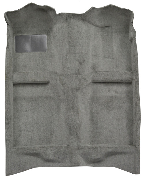 1982-1993 Ford Mustang Carpet Replacement - Cutpile - Passenger Area | Fits: Coupe, Hatchback