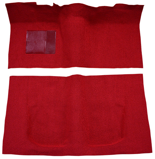 1963-1964 Mercury Monterey Carpet Replacement