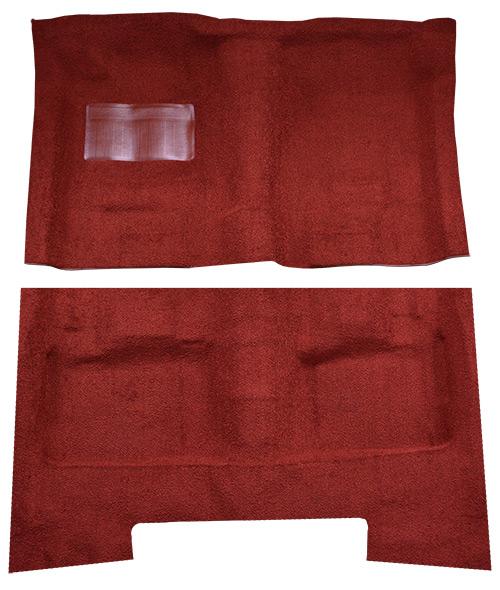 1974-1977 Dodge Monaco Carpet Replacement - Cutpile - Complete | Fits: 4DR