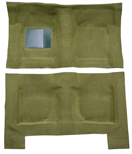1965-1968 Ford Country Squire Carpet Replacement - Loop - Complete | Fits: 4DR