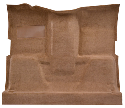 1973 Chevy K10 Pickup Carpet Replacement - Loop - Complete | Fits: Regular Cab, 4WD, Auto, 4spd
