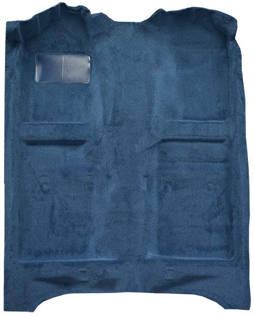 1978-1983 Ford Fairmont Carpet Replacement - Cutpile - Complete   Fits: 2DR