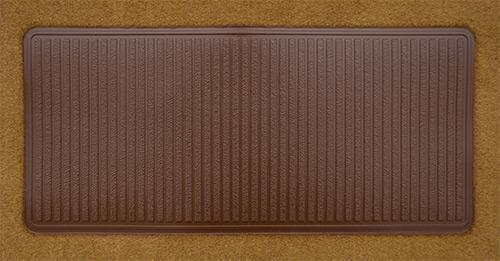 1981-1986 Chevy C10 Carpet Replacement - Cutpile - Complete | Fits: Regular Cab, 2WD, Auto, 3spd, Column Shift