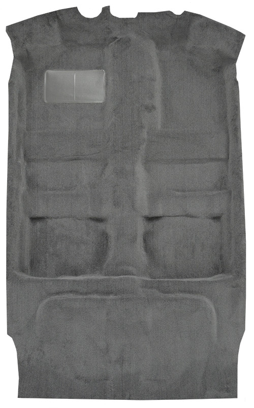 1985-1990 Ford Escort Carpet Replacement - Cutpile - Complete | Fits: 2DR