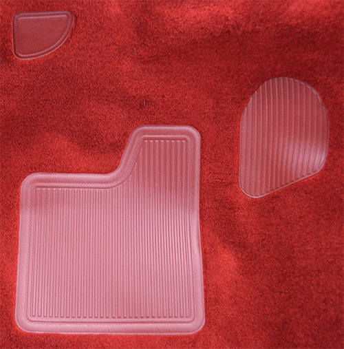 1994-2004 Chevy S10 Carpet Replacement