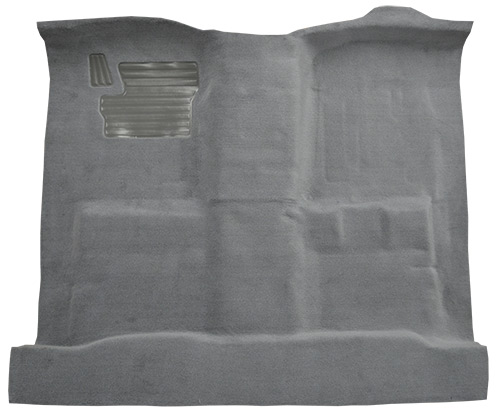 1997-1998 Ford F-250 Carpet Replacement