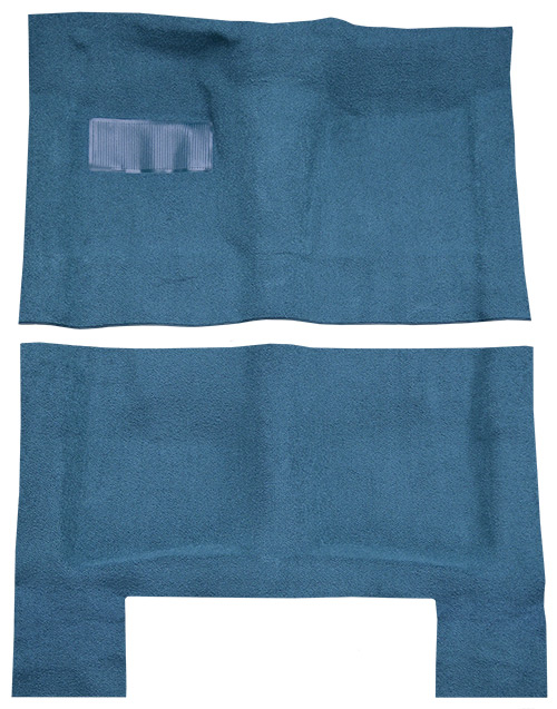 1965-1970 Chevy Biscayne Carpet Replacement - Loop - Complete | Fits: 4DR, Auto