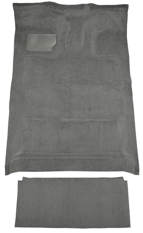 1990-1996 Ford F-350 Carpet Replacement - Cutpile - Complete | Fits: Crew Cab, Electric 4WD, Auto, Low Tunnel