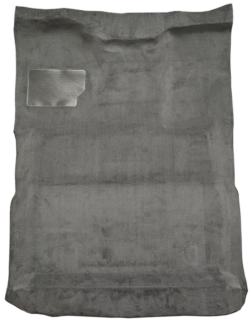 1990-1996 Ford F-350 Carpet Replacement - Cutpile - Complete | Fits: Extended Cab, Electric 4WD, Auto, Low Tunnel