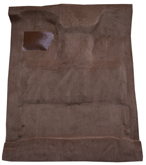 1999-2007 Ford F-250 Super Duty Carpet Replacement - Cutpile - Complete | Fits: Super Cab, Auto, 4 Door Extended Cab