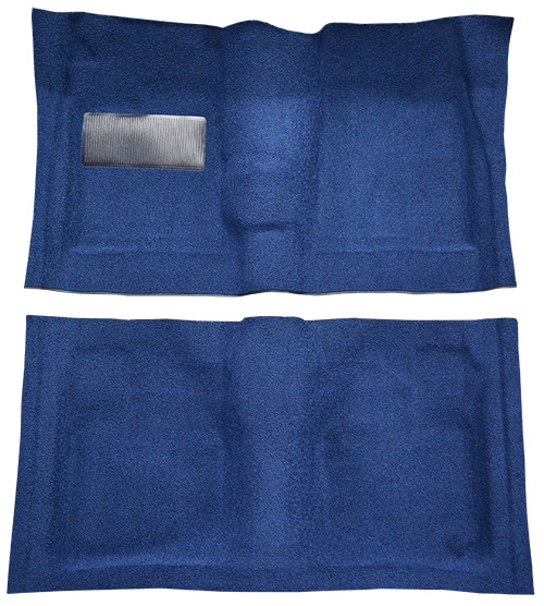 1961-1964 Chevy Impala Carpet Replacement - Loop - Complete | Fits: 2DR, Convertible, 4spd
