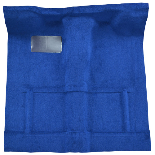 1974-1982 Ford Courier Carpet Replacement - Cutpile - Complete | Fits: Regular Cab