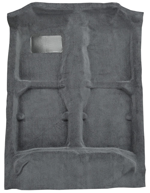 1988-1991 Toyota Corolla Carpet Replacement - Cutpile - Complete | Fits: 4DR, Sedan