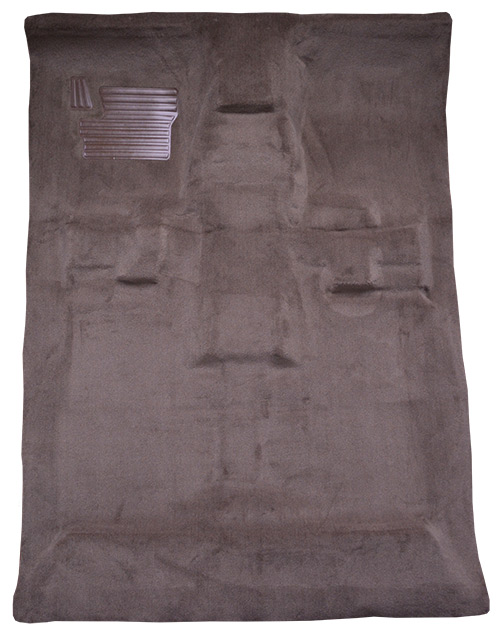 1997-2002 Ford Expedition Carpet Replacement - Cutpile - Passenger Area   Fits: 4DR