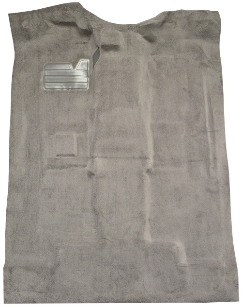 1997-1998 Chevy C2500 Carpet Replacement - Cutpile - Complete   Fits: Extended Cab, with Rear Air