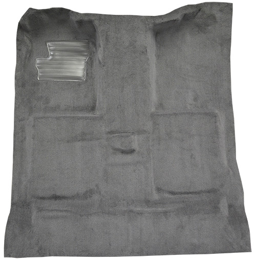 2004-2008 Ford F-150 Carpet Replacement - Cutpile - Complete | Fits: Regular Cab, with Rear Access Doors