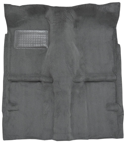 1987-1993 Dodge Ram 50 Carpet Replacement - Cutpile - Complete | Fits: Regular Cab, 4WD