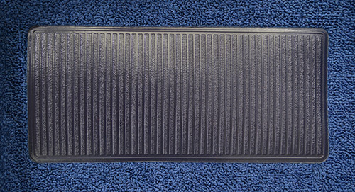 1961-1962 Chevy Bel Air Carpet Replacement - Loop - Complete | Fits: 2DR, Hardtop, 4spd