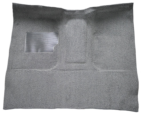 1965-1972 Ford F-350 Carpet Replacement - Loop - Complete | Fits: Regular Cab, Auto C-6 Trans, w/Gas Tank in Cab, Column Shift