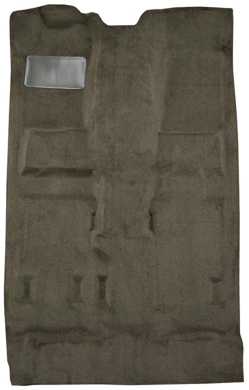 2001-2005 Ford Explorer Sport Trac Carpet Replacement - Cutpile - Complete | Fits: 4DR