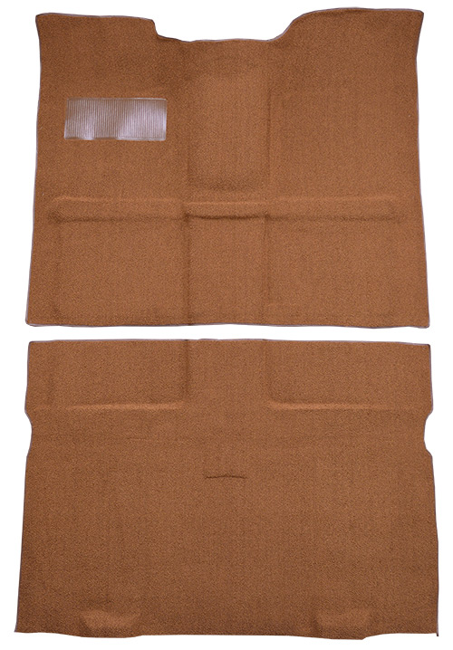 1967-1972 Chevy K20 Suburban Carpet Replacement - Loop - Passenger Area | Fits: 4WD