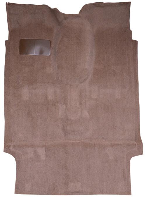 1984-1990 Ford Bronco II Carpet Replacement - Cutpile - Passenger Area
