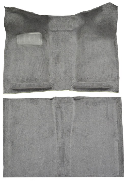 1984-1985 Nissan 720 Carpet Replacement - Cutpile - Complete   Fits: Extended Cab