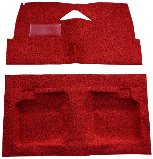 1959 Chevy Impala Carpet Replacement - Tuxedo - Complete | Fits: 2DR, Hardtop, Convertible