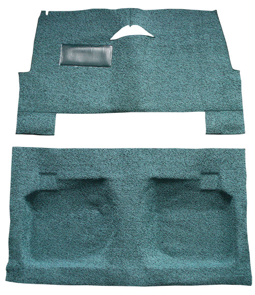 1960 Chevy Impala Carpet Replacement - Tuxedo - Complete | Fits: 2DR, Hardtop, Convertible