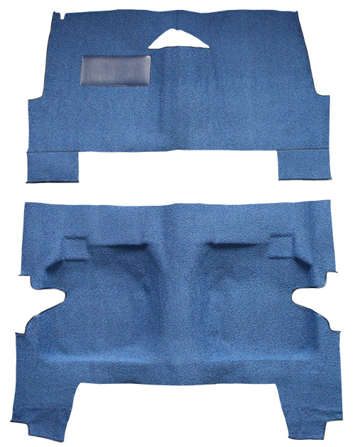 1960 Chevy Impala Carpet Replacement - Loop - Complete | Fits: 4DR, Hardtop