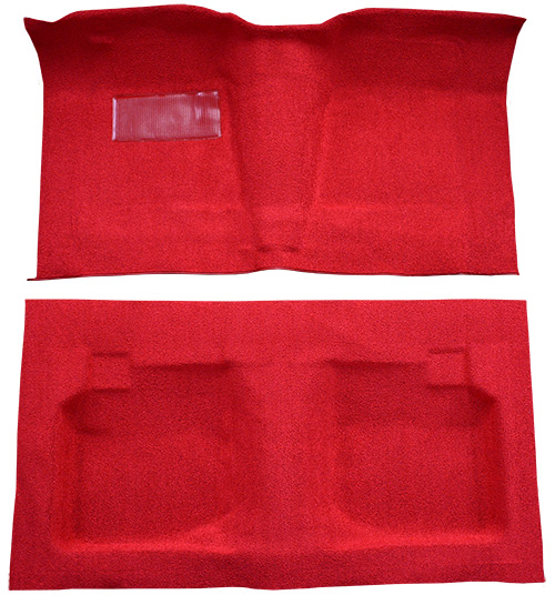 1959-1960 Chevy Impala Carpet Replacement - Loop - Complete | Fits: 2DR, Hardtop, Convertible, Full Molded