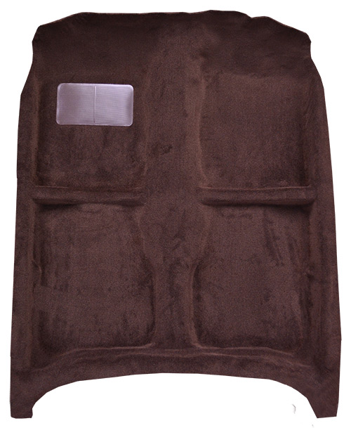 1992-1997 Toyota Corolla Carpet Replacement - Cutpile - Complete | Fits: 4DR