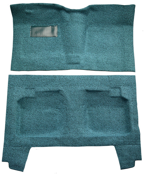 1959-1960 Chevy Impala Carpet Replacement - Loop - Complete | Fits: 4DR, Sedan, Full Molded