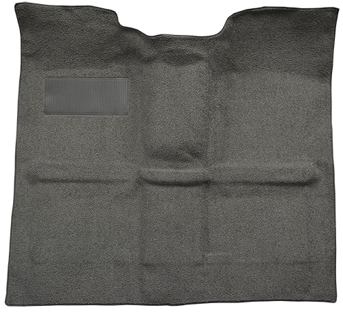 1967-1972 Chevy C10 Pickup Carpet Replacement - Loop - Complete | Fits: Regular Cab, 2WD, 4spd, w/o Gas Tank in Cab, Floor Shift