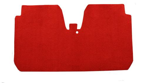 1985-1989 Toyota MR2 Carpet Replacement - Cargo Area - Cutpile