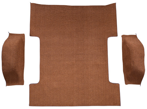 1969-1972 Chevy Blazer Carpet Replacement - Cargo Area - Loop | Fits: CST Model