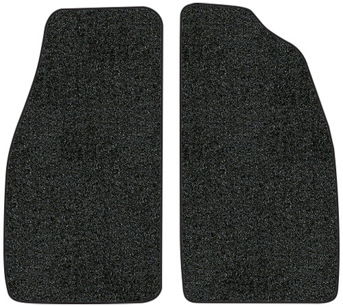 1992-2002 Dodge Viper Floor Mats - 2pc - Cutpile