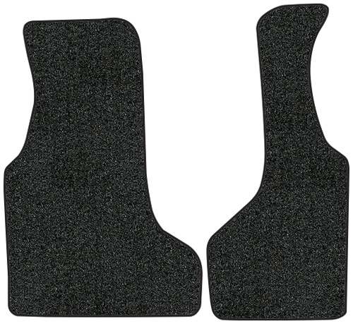 2003-2014 Ford E-450 Super Duty Floor Mats - 2pc Front - Cutpile | Fits: Van